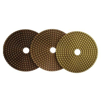 concrete diamond polishing pads